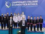 Ginnastica Moderna Legnano Campionato Nazionale Assoluto Ginnastica Ritmica