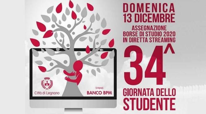 Giornata dello studente 2020 Fondazione Famiglia Legnanese