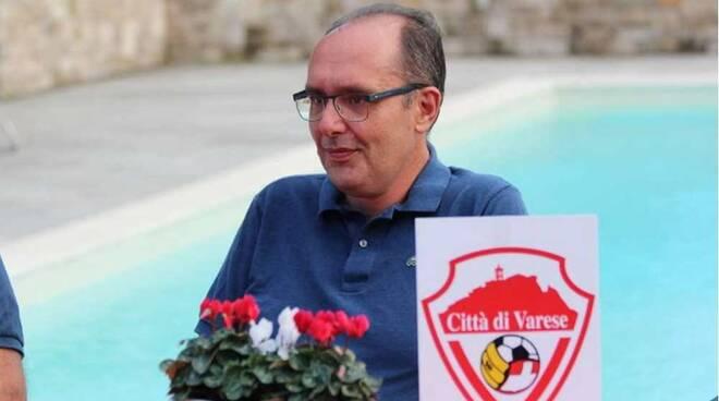 Stefano Amirante Presidente Città di Varese
