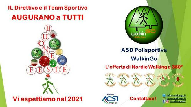ASD WalkinGo Natale 2020