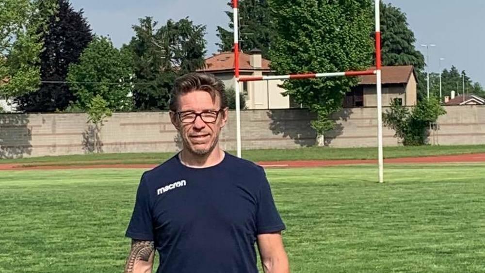 Cristiano Bienati Direttore Sportivo Rugby Parabiago