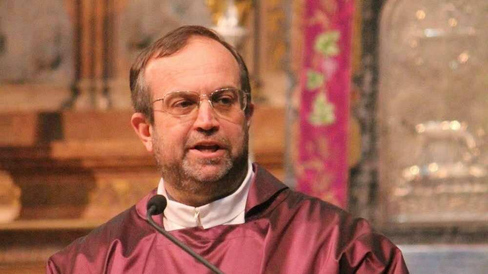 Don Marco Lodovici OLC Oratori Legnano Centro