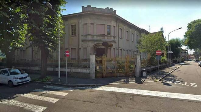 Ex Liceo Via Verri Legnano