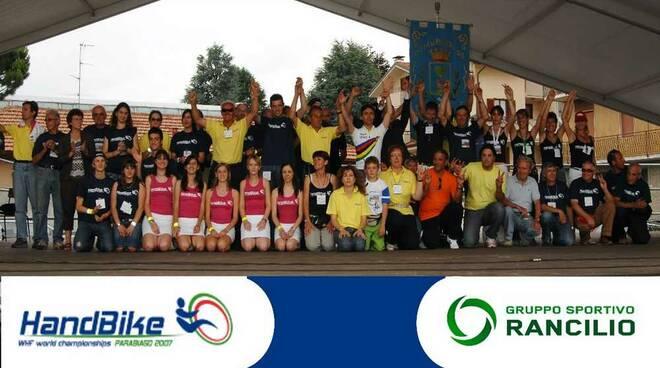 GS Rancilio Parabiago Campionati del Mondo Handbike Parabiago 2007