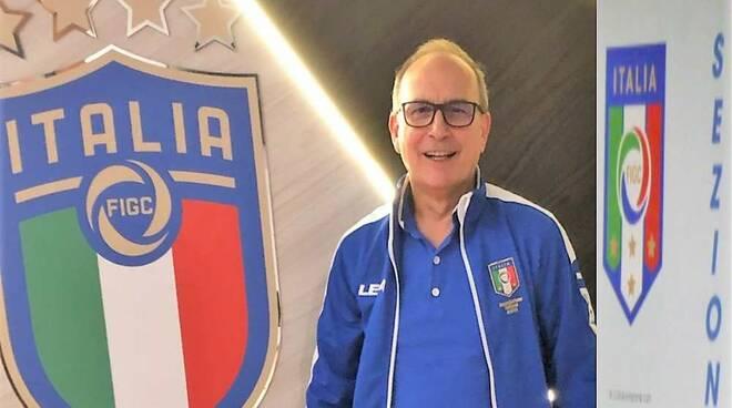 Ignazio Ziino Colanino nuovo presidente sezione Legnano Associazione Italiana Arbitri