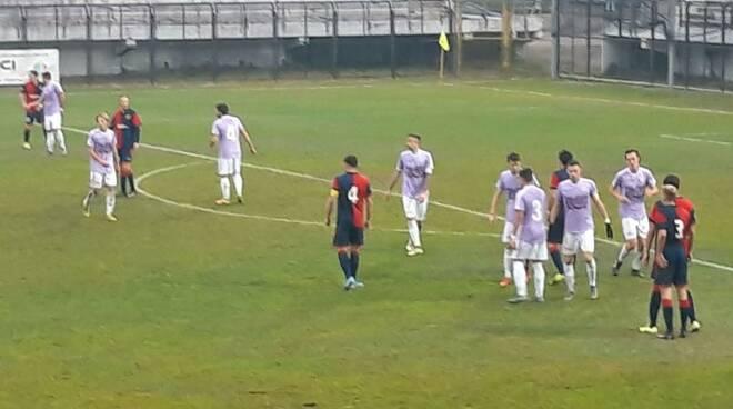 Legnano-Sestri Levante 2-0