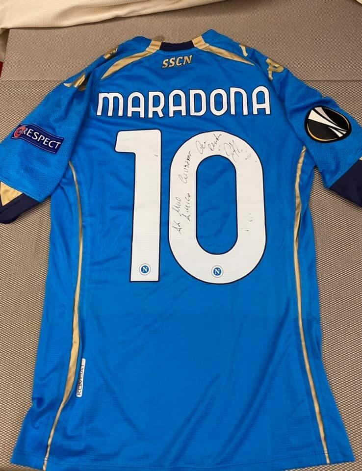maglietta maradona