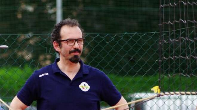 Mauro Martini Presidente ASD SM Kolbe Legnano