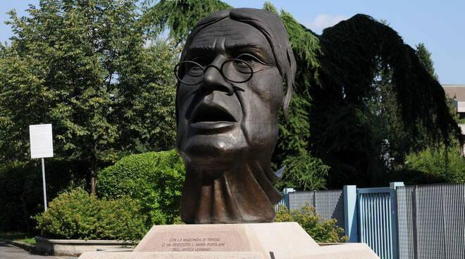 Monumento Felice Musazzi Legnano