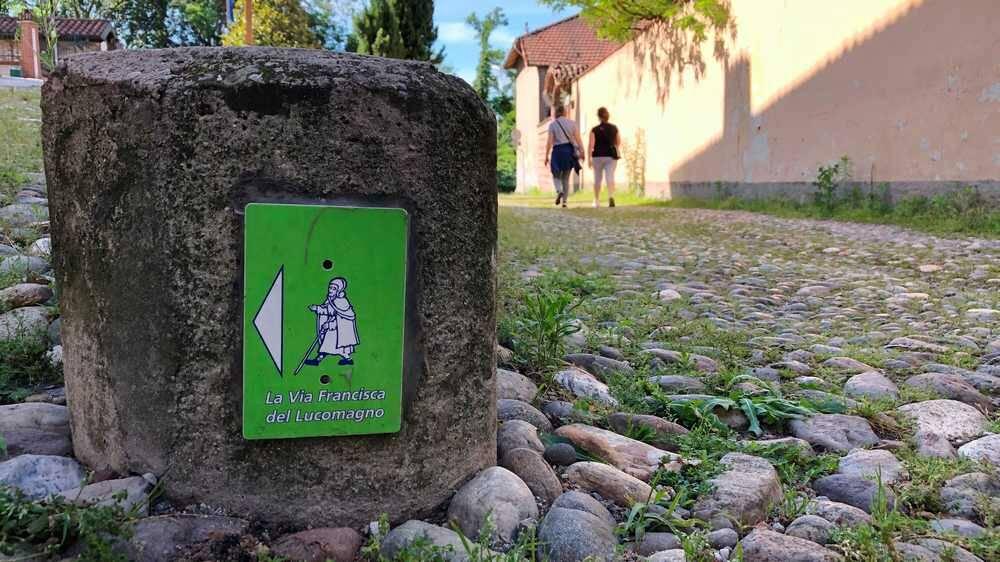Via Francisca del Lucomagno Castelletto di Cuggiono
