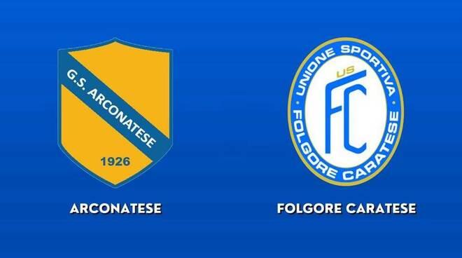 Arconatese-Folgore Caratese 1-4