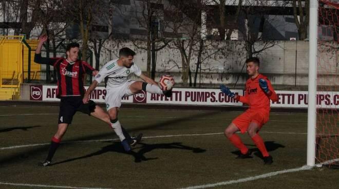 Castellanzese-Caronnese 2-0