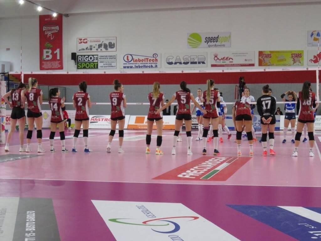 Futura Volley Giovani-Geovillage Hermaea Olbia 3-1