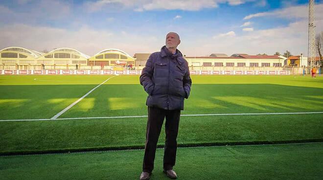Giovanni Di Bello Direttore Sportivo F.C. Parabiago