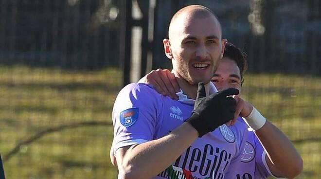 Legnano-Vado 2-1 Riccardo Cocuzza
