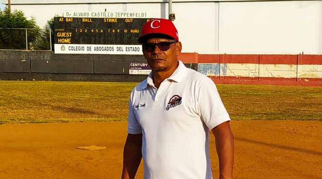 Orlando Zamora Softball Legnano