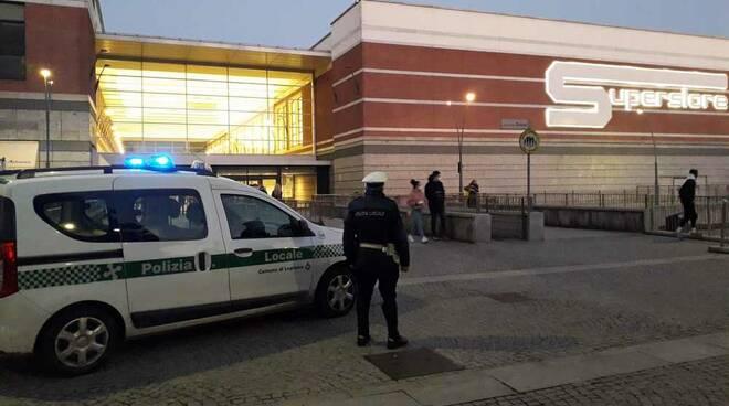 Polizia Locale Legnano Area Cantoni