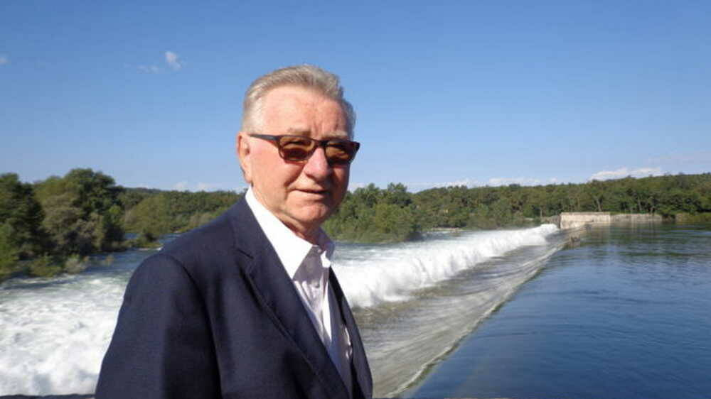 Presidente del Consorzio Est Ticino Villoresi Alessandro Folli