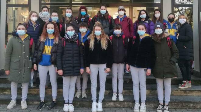 Sincro Assolute e Junior Rari Nantes Legnano Nuoto Sincronizzato