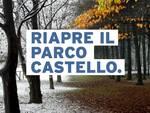 Riapre il Parco Castello