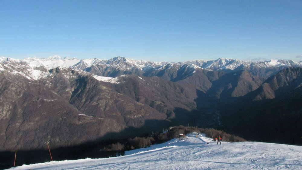 Alpe di Mera Scopello Valsesia