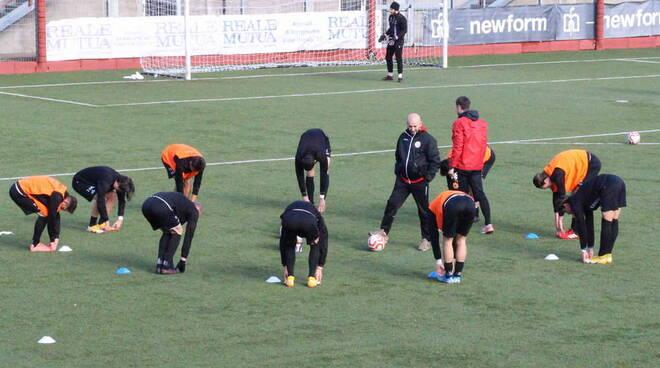 Borgosesia-Legnano 1-4