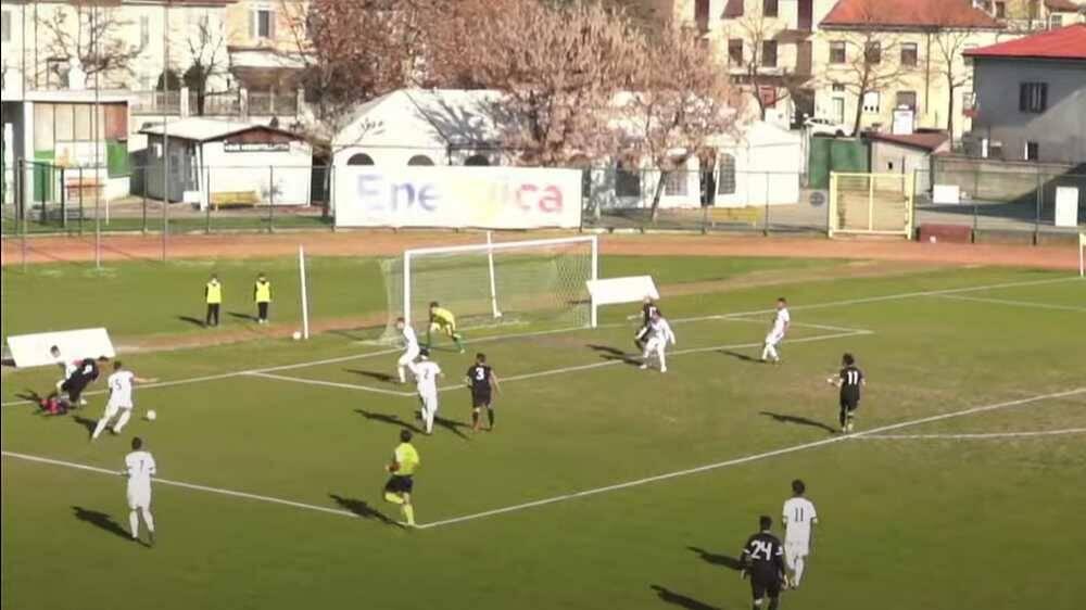 Casale-Castellanzese 1-2