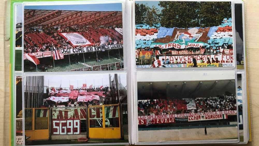 Fabbro Ovunque Fabrizio Bergamaschi Ultras Legnano