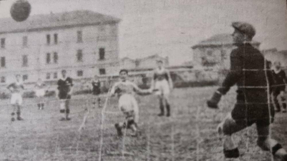 Legnano-Casale 2-0 Serie B 1934/35