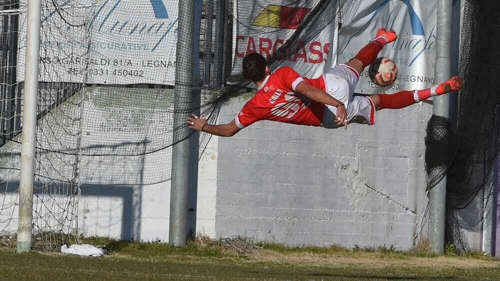 Legnano-Città di Varese 0-1