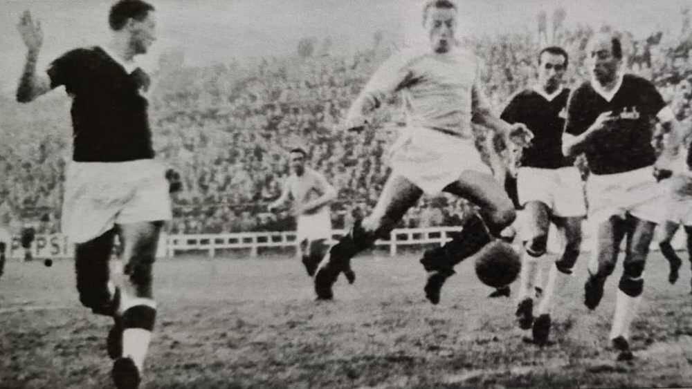 Legnano-Varese anni 60