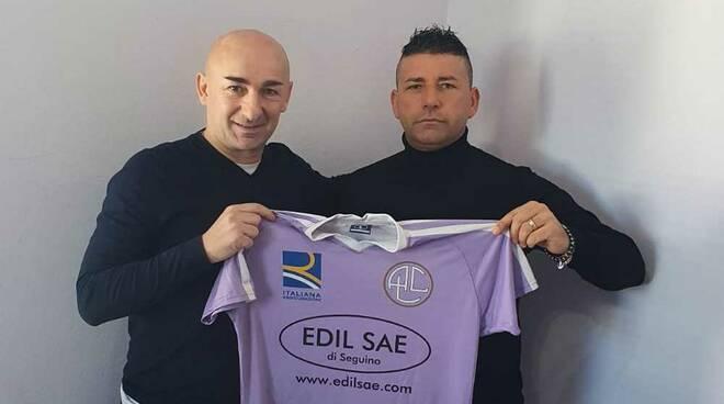 Marco Sgrò allenatore A.C. Legnano