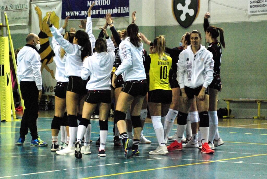 Marudo-FoCoL Legnano 0-3