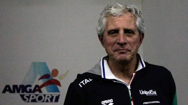 Nazionale Italiana Nuoto test piscina Legnano