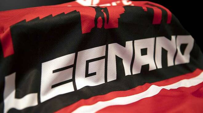 Nuove maglie Knights Legnano Basket 2021