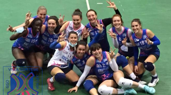 Pallavolo GSO Villa Cortese Under 19
