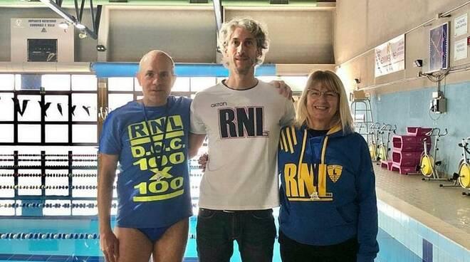 Rari Nantes Legnano Campionato Regionale Nuoto Master