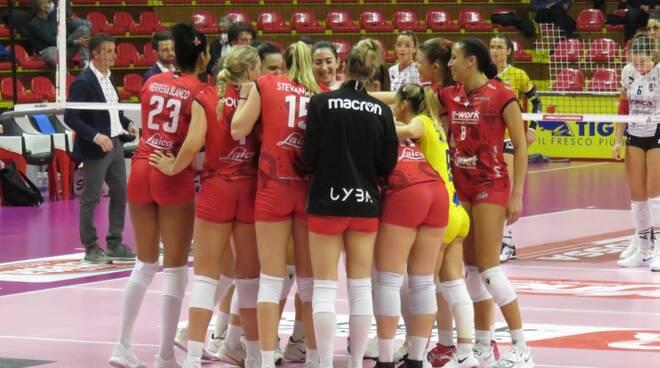 Uyba-Cuneo 3-1