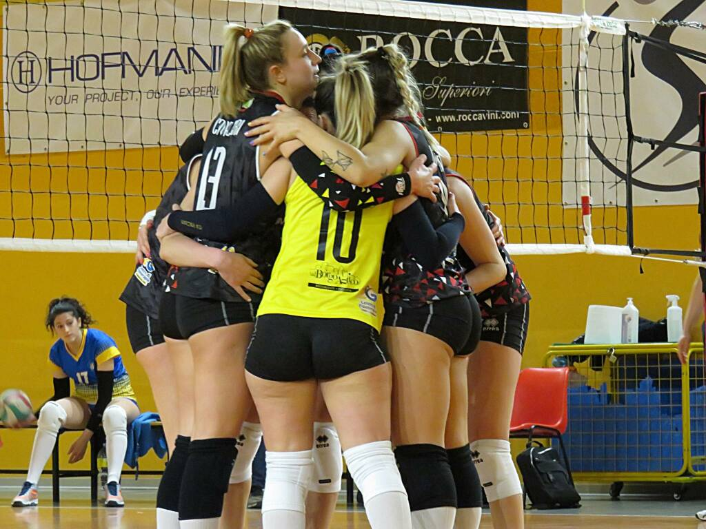 Agrate-FoCoL Legnano 1-3