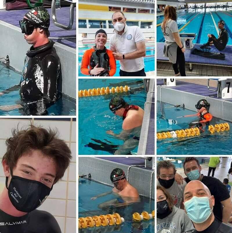 Apnea Sportiva Nuotatori del Carroccio