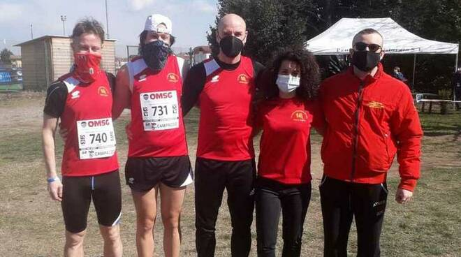 Atletica San Vittore Olona Campaccio 2021