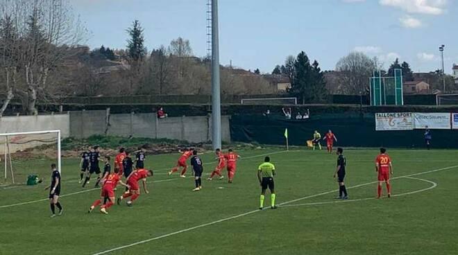 Bra-Legnano 1-0