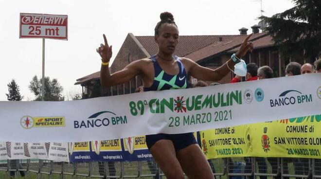 Cinque Mulini 2021 JuniorPromesseSenior Femminile