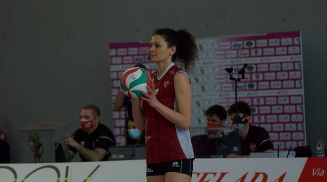 Futura Volley Giovani-Olimpia Teodora Ravenna 1-3