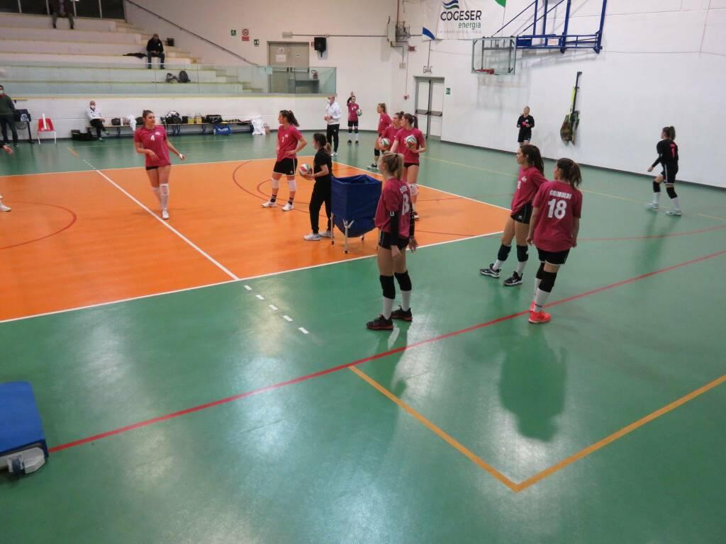 Gorgonzola-FoCoL Legnano 1-3