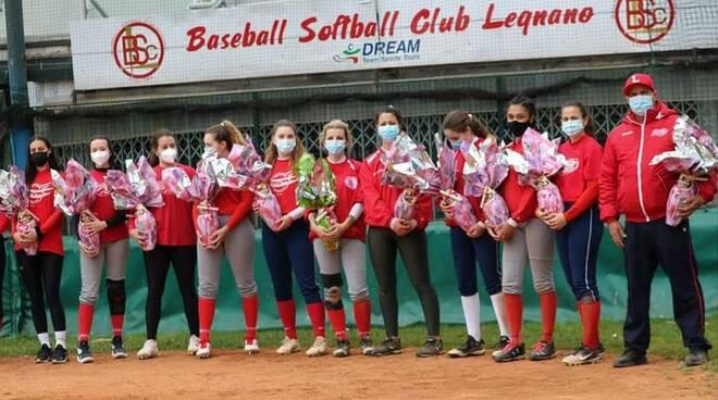 Il Legnano Softball sostiene la Banca della Parrucca
