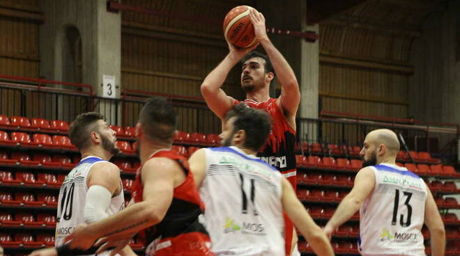 Knights Legnano-Basketball Gallarate 72-79