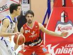 Knights Legnano-Basketball Gallarate 72-79