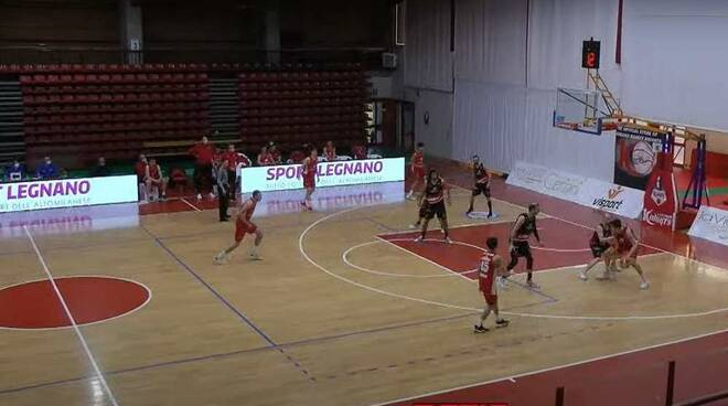 Knights Legnano-Varese Academy