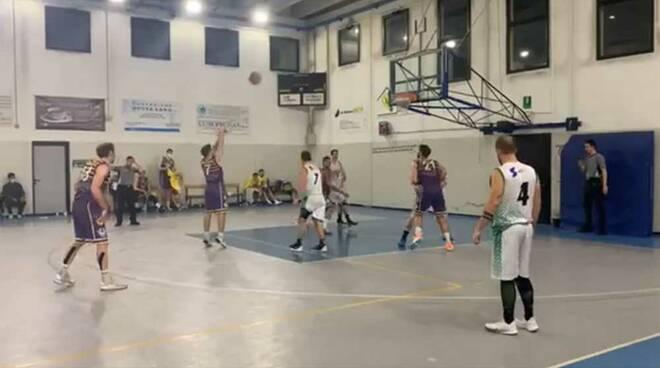 Marnatese Basket-Wiz Basket Legnano 70-76